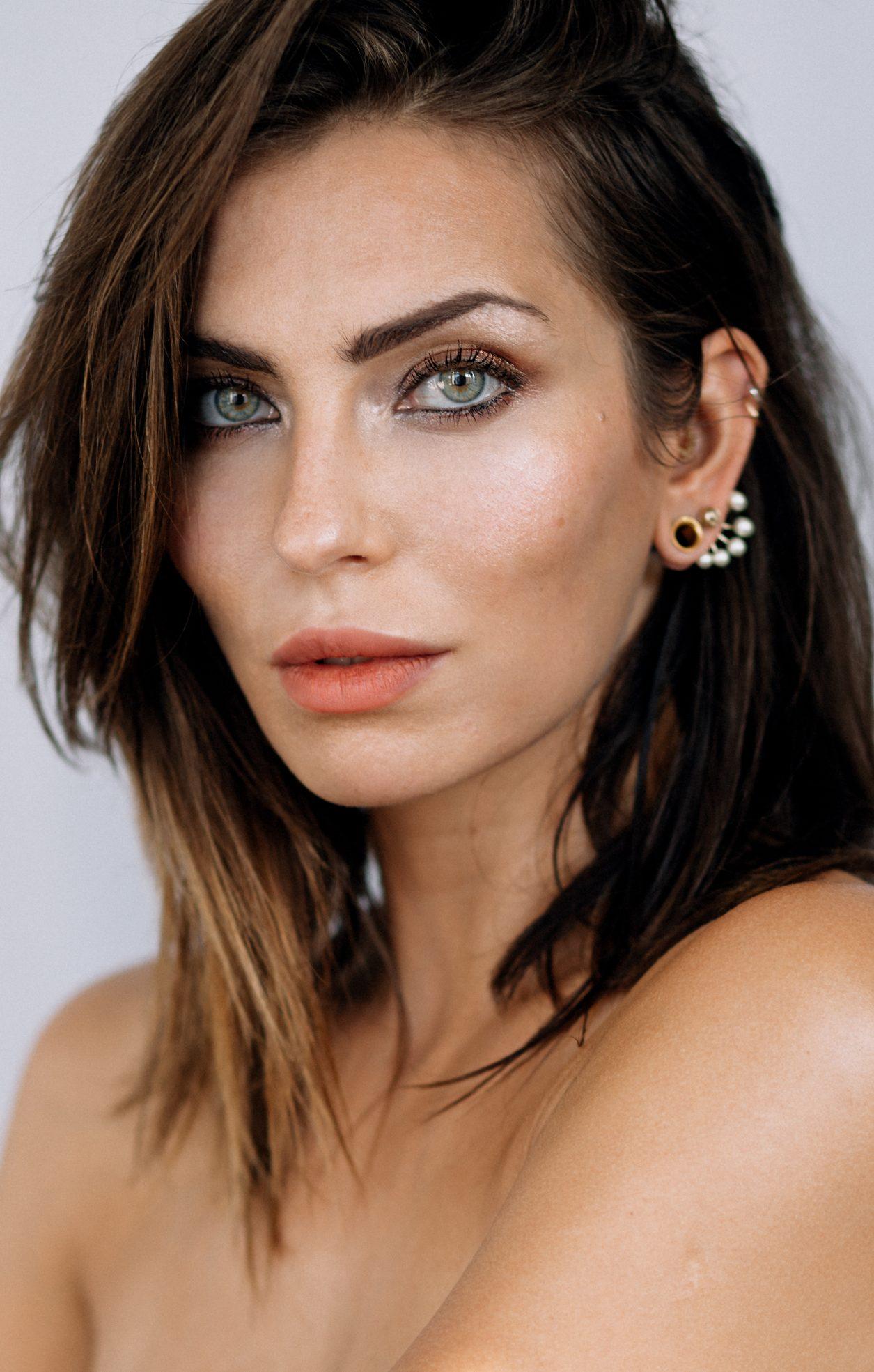 Masha Sedgwick | Portrait | Press Picture | longbob | makeup hair and beauty inspo | inspiration