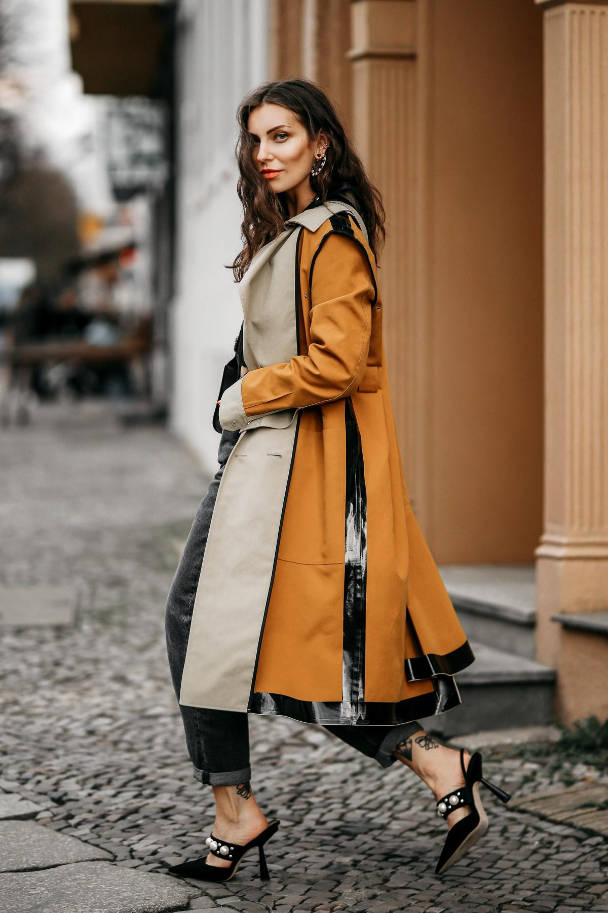The Summer Trench Coat