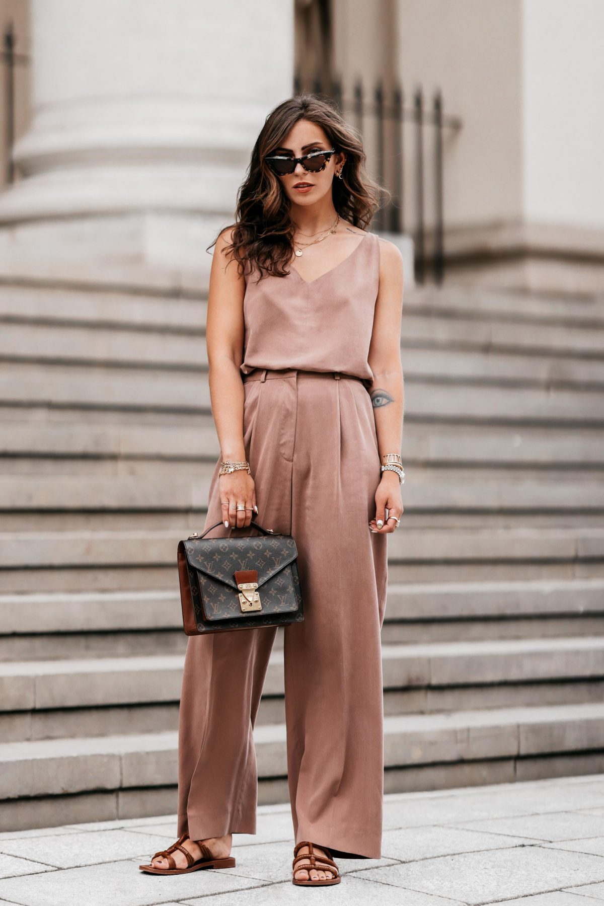 The Two-Pieces Look